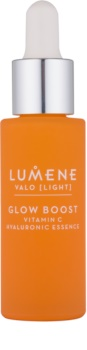 Lumene Valo [Light] озаряващ подхранващ лосион за лице с хиалуронова киселина
